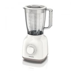 PHILIPS Blender 1.5 L Blanc & Beige - Daily Collection - HR2100.00
