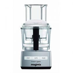 MAGIMIX Robot multifonctions Chromé Mat - Cuisine Système 3200 XL - 18371F
