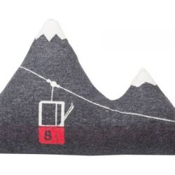 SILVRETTA - COUSSIN MONTAGNE