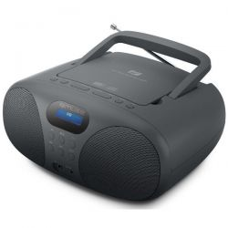 MUSE Radio portable lecteur CD - FM MD208DB