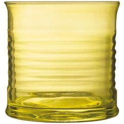 LUMINARC Gobelet bas 30 cl Citron - Conserve-Moi Diabolo