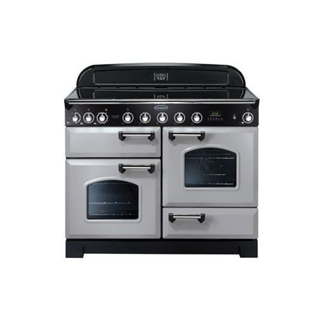cuisini re falcon classic deluxe 110 induction gris chrom cdl110eirp c eu. Black Bedroom Furniture Sets. Home Design Ideas