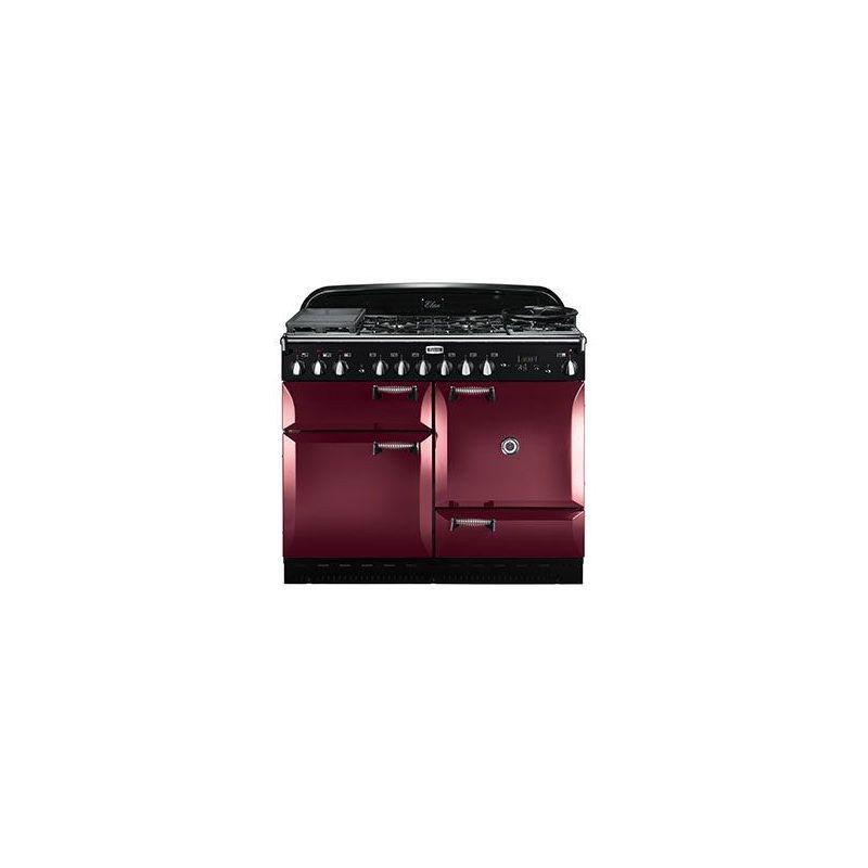 cuisini re falcon elan 110 mixte rouge airelle elas110dfcy eu. Black Bedroom Furniture Sets. Home Design Ideas