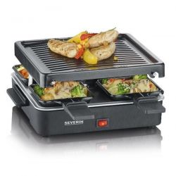 SEVERIN Raclette / Grill 4 personnes - 2370