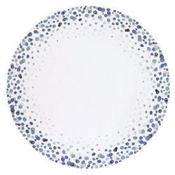 Assiettes plates 26.5 cm - Japonaise Color