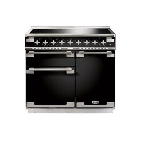 cuisini re falcon elise 100 induction noir els100eigb eu. Black Bedroom Furniture Sets. Home Design Ideas