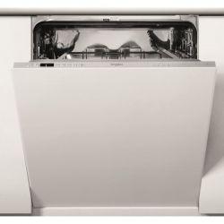 WHIRLPOOL  Lave-vaisselle 14 couv 44 dB Tout-intégrable - WRIC3C34PE