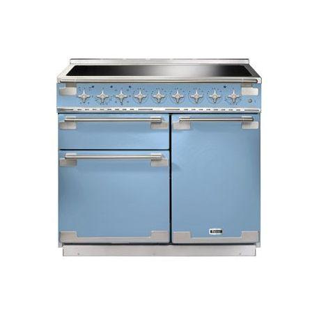 Cuisinière FALCON ELISE 100 Induction Bleu de chine ELS100EICA/-EU