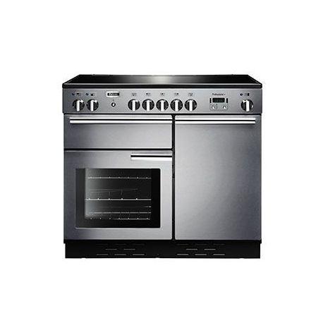 Cuisinière FALCON Professional+ 100 Induction Inox - PROP100EISS/C