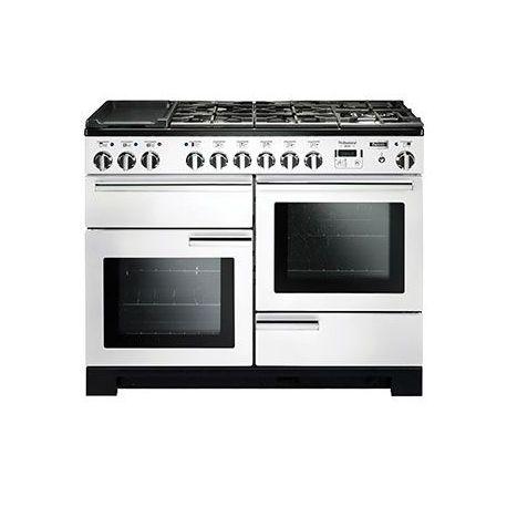 Cuisinière FALCON Professional + 110 Deluxe Blanc - PDL110DFWH/C