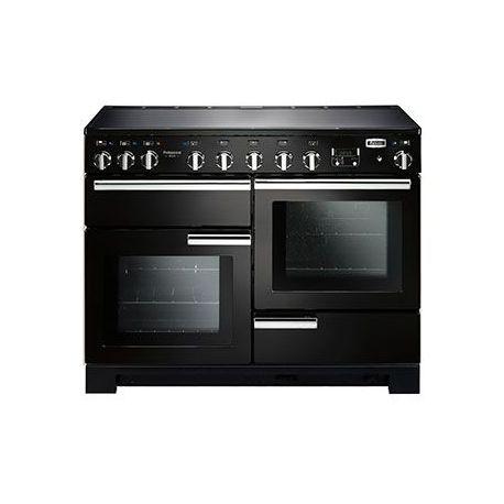 Cuisinière Induction FALCON Professional + 110 deluxe Noire - PDL110EIGBC