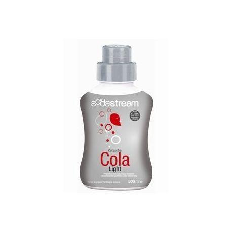 SODASTREAM Concentré 500 ml - Saveur Cola Light nouvelle formule