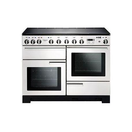 Cuisinière Induction FALCON Professional + 110 deluxe Blanc - PDL110EIWHC