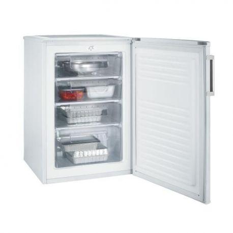 CANDY Congelateur armoire 4 tiroirs 82 l CCTUS542WH