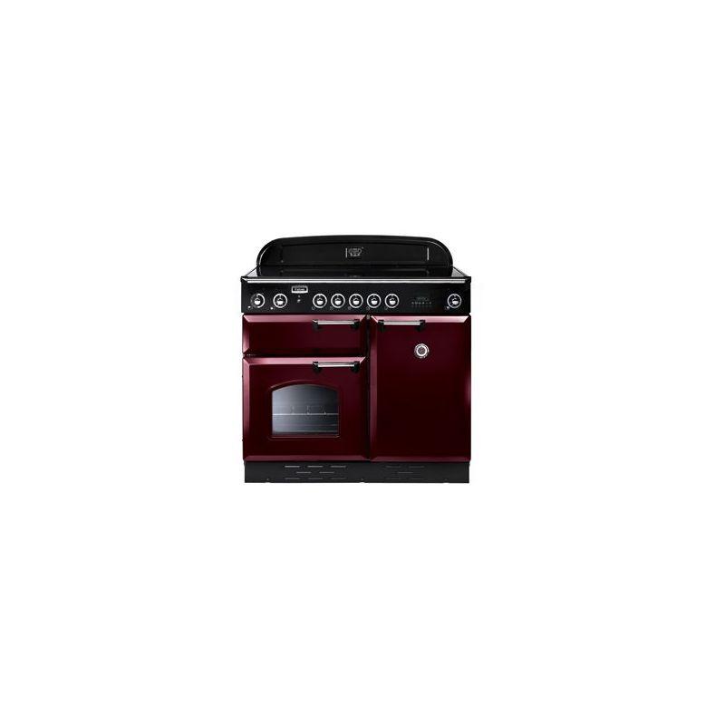 cuisini re falcon classic 100 induction rouge airelle. Black Bedroom Furniture Sets. Home Design Ideas