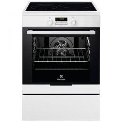 ELECTROLUX cuisinière induction 3 foyers four Pyrolyse EKI6771TOW