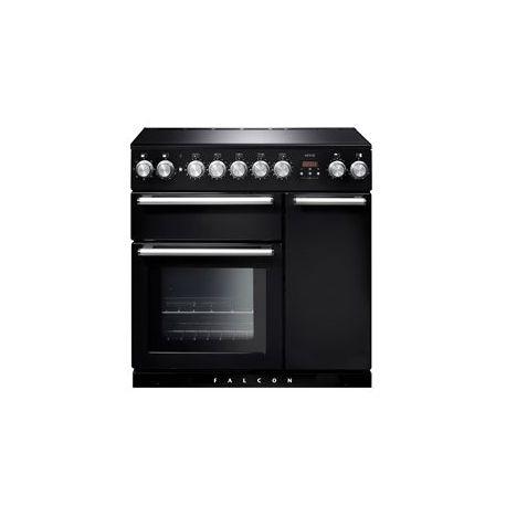 Cuisinière mixte FALCON NEXUS 90 Noir - NEX90DFBL/C