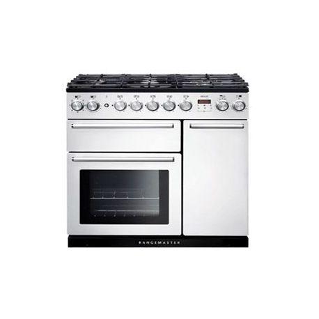 Cuisinière mixte FALCON NEXUS 90 Blanc - NEX90DFWH/C