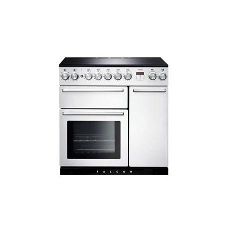 Cuisinière Induction FALCON NEXUS 90 Blanc - NEX90EIWH/C