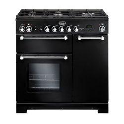 Piano de cuisson FALCON Kitchener 90 noir - KCH90DFBLC-EU