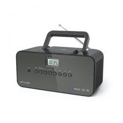 MUSE Radio laser CD M22BT