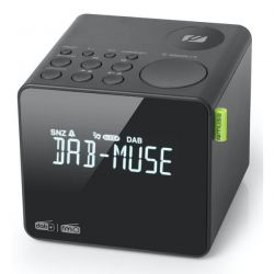 MUSE Radio-réveil PLL/DAB+/FM M187CDB