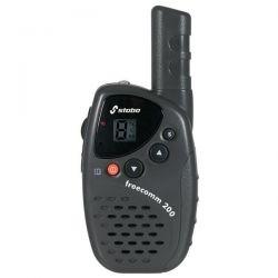 PRESIDENT ELECTRONICS Kit de 2 talkies-walkies FREECOMM200