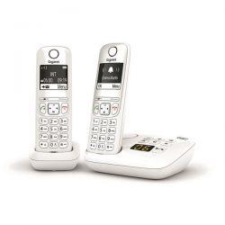 GIGASET Téléphone sans fil DECT + 1 combiné AS690ADUOW