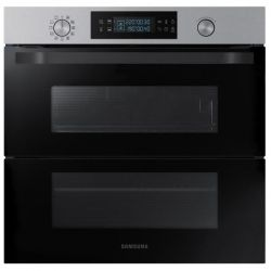 SAMSUNG Four Multifonction pyrolyse twin convection NV75N5675BT