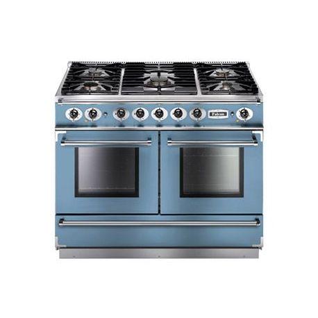 Cuisinière FALCON Continental 1092 Mixte bleu de chine - FCON1092DFCA/NM