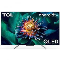 TCL TV QLED 139 cm UHD 4K 55C715