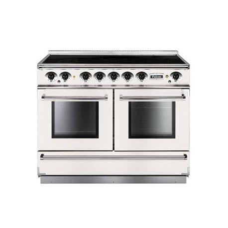 Cuisinière FALCON Continental 1092 induction blanc neige - FCON1092EIWH/N