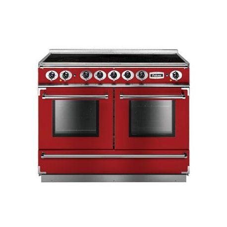 Cuisinière FALCON Continental 1092 induction rouge cerise - FCON1092EIRD/N