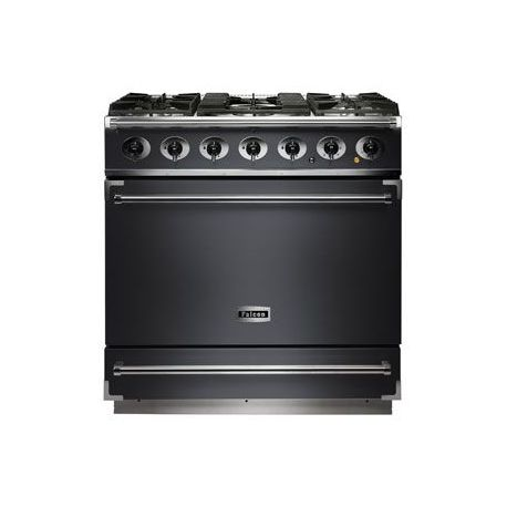 Cuisinière mixte FALCON 900S ardoise - F900SDFSL/NM