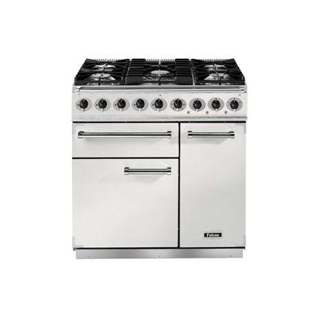 Cuisinière mixte FALCON DELUXE 900 blanc