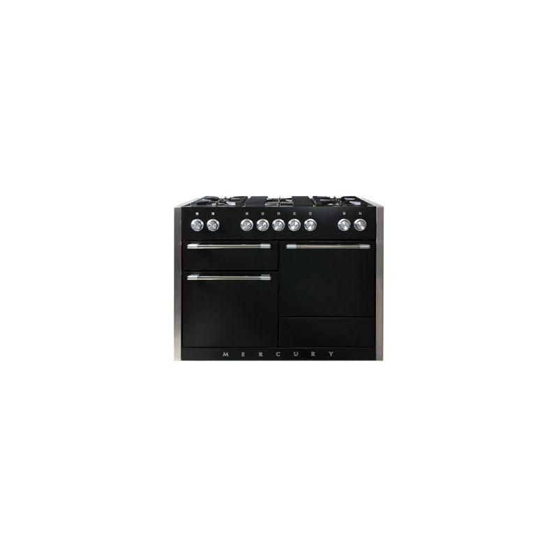 cuisini re mixte falcon mercury 1200 noir mcy1200dfgb eu. Black Bedroom Furniture Sets. Home Design Ideas