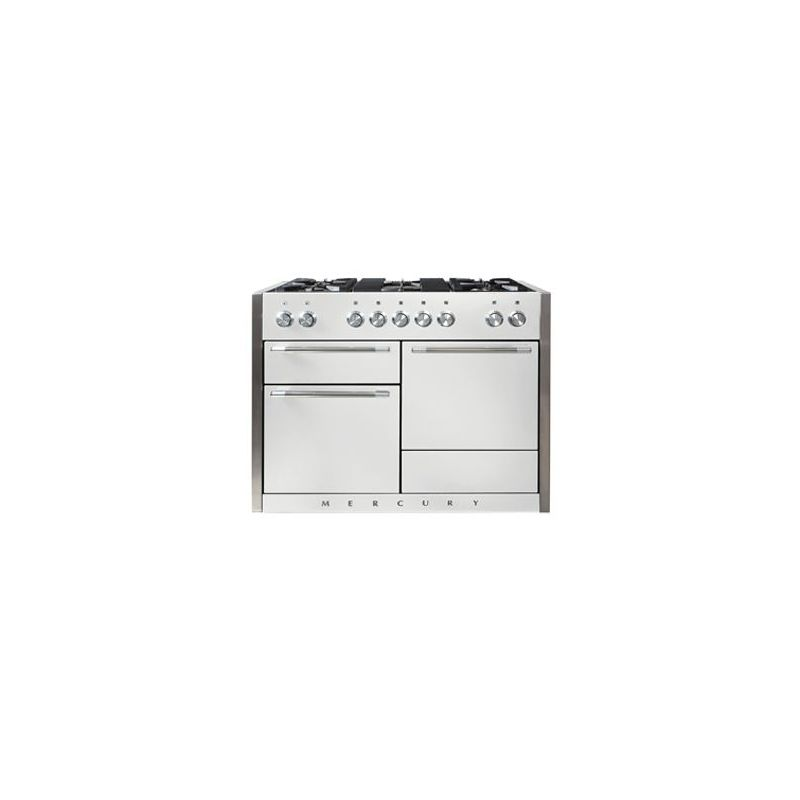 cuisini re mixte falcon mercury 1200 blanc mcy1200dfwh eu. Black Bedroom Furniture Sets. Home Design Ideas