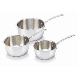 BEKA LINE Série de 3 casseroles 16/20 cm - Belvia