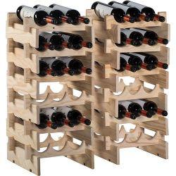 ASTIGARRAGA Casier range 6 bouteilles - Merlot