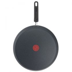 TEFAL Crêpière 34 cm + Répartiteur- Easy Cook & Clean