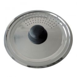 BAUMALU Couvercle passoire multi-diamètres 16/18/20 cm