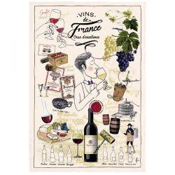 WINKLER Torchon - Crus d'Excellence - TORCHONS & BOUCHONS