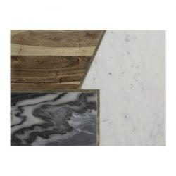 TYPHOON Plateau rectangulaire 39.5 x 30 cm - Elements