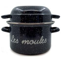 BEKA Marmite à moules 18 cm - Les Moules