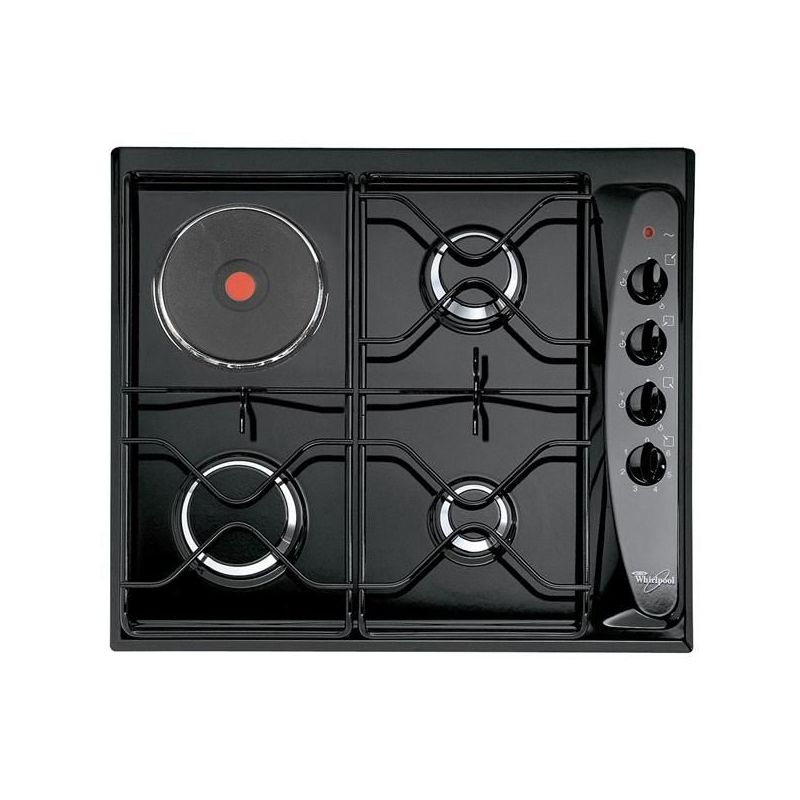 whirlpool akm261nb table induction vitroceramique gaz mixte avis. Black Bedroom Furniture Sets. Home Design Ideas