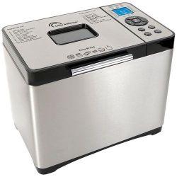 LITTLE BALANCE Machine à pain - Easy Bread 650 Inox - 8398