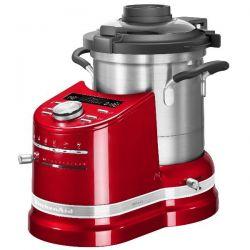 KITCHENAID Robot cuiseur Rouge Empire  - Cook Processor ARTISAN - 5KCF0104EER