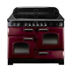 Cuisinière FALCON Classic 110 Induction Rouge /Chrome CLAS110EICY/C-EU