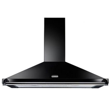 Hotte FALCON Classic 110 Noire/Chrome - FALHDC110BC/-EU