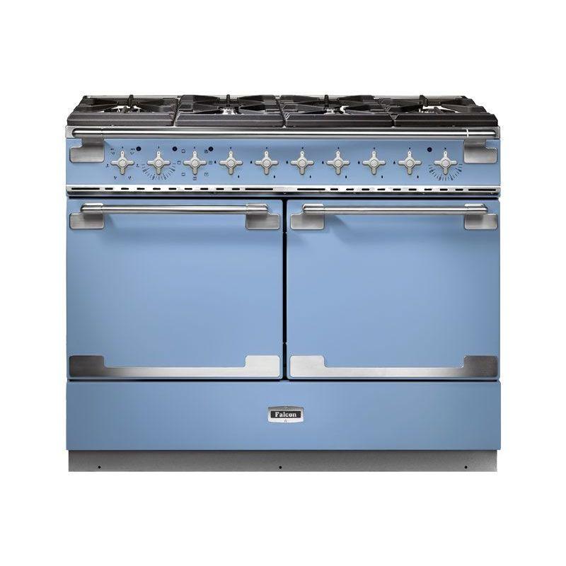 Cuisinière FALCON ELISE SE Bleu de chine ELSSE110DFCA ...